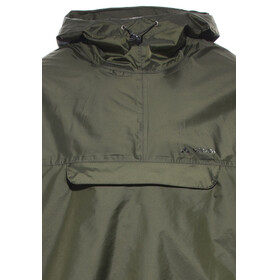 VAUDE Hiking Backpack Poncho Unisex olive